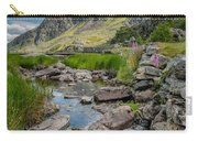 Face Of Tryfan Carry-all Pouch
