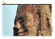 Faces Of The Bayon Temple - Siem Reap, Cambodia Carry-all Pouch
