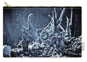 Facing The Enemy II Carry-all Pouch by Marc Garrido