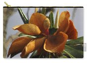 Faded Beauty - Flower - Magnolia Carry-all Pouch