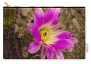 Faded Cactus Beauty Carry-all Pouch