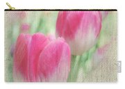 Faded Floral 8 Carry-all Pouch