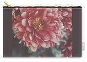 Faded Florals Carry-all Pouch