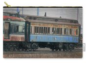 Faded Glory - B And O Railroad Car Carry-all Pouch