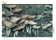 Faded Mushrooms Parade  Carry-all Pouch