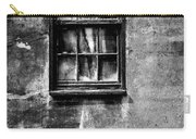 Faded With Time II B-w Carry-all Pouch