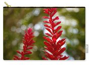 Fading Botanicals Carry-all Pouch