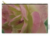 Fading Rose In Sepia Carry-all Pouch