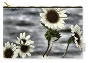 Fading Sunflowers Carry-all Pouch