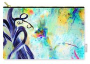 Faeries And Butterflies Carry-all Pouch