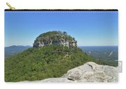 Fair Weather At Pilot Mountain Carry-all Pouch