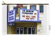 Fairbanks - Alaska Carry-all Pouch