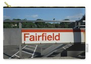 Fairfield Train Station  Carry-all Pouch