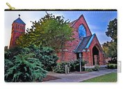 Fairhope Alabama Methodist Church Carry-all Pouch