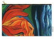 Fairies Of Fire And Ice Carry-all Pouch