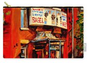 Fairmount Bagel Montreal Carry-all Pouch