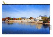 Fairmount Water Works - Philadelphia Carry-all Pouch by Bill Cannon