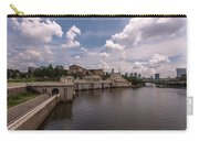 Fairmount Water Works And Philadelphia Museum Of Art Carry-all Pouch