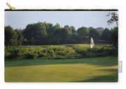 Fairway Hills - 3rd - A Bridge And Marsh To This Par 3 Carry-all Pouch