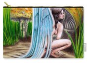 Fairy Amongst Poison Carry-all Pouch
