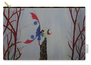 Fairy And Butterfly Carry-all Pouch