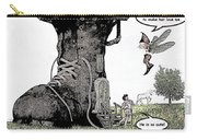 Fairy Comic Illustration 1 Carry-all Pouch