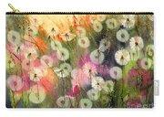 Fairy Dandelions Fields Carry-all Pouch
