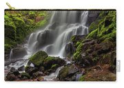 Fairy Falls In Columbia Gorge Carry-all Pouch