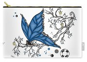Fairy Fly Carry-all Pouch