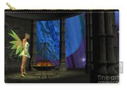 Fairy Haven Carry-all Pouch