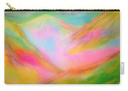 Fairy Land And Magic Mountains. To Roerich Carry-all Pouch