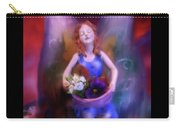 Fairy Of The Garden Carry-all Pouch