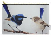 Fairy Wrens - I Love You Too  Carry-all Pouch