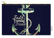 Faith Family Friends Anchor V2 Carry-all Pouch