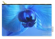Faithfully Blue Carry-all Pouch