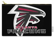 Falcons Atlanta T-shirt Carry-all Pouch