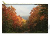 Fall Along Greenland Road Carry-all Pouch