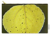 Fall Aspen Leaf Carry-all Pouch