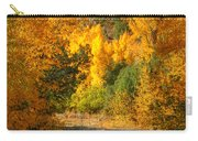 Fall Aspen Trail Carry-all Pouch