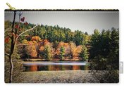 Fall At Bass Lake Carry-all Pouch