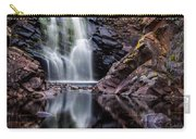 Fall At Fall River Falls Carry-all Pouch