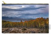 Fall At Hilton Creek Carry-all Pouch