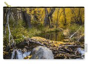 Fall At Mcgee Creek Carry-all Pouch