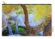 Fall At Murray Falls I Carry-all Pouch