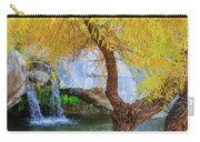 Fall At Murray Falls II Carry-all Pouch