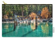 Fall At Skunk Harbor Lake Tahoe Carry-all Pouch