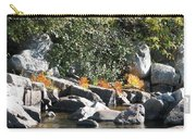 Fall At The Creek Carry-all Pouch