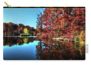 Fall At The Crosspointe Lake Carry-all Pouch