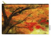 Fall At The Temple Carry-all Pouch
