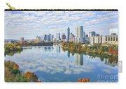 Fall Austin Skyline Carry-all Pouch